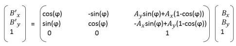 rotation formule
